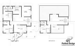 contemporary home floor plans 1882 sq ft contemporary home u2013 kerala home design