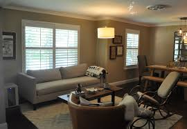 Gray And Beige Living Room Bennington Gray Walls Home Decorating Paint Colors Pinterest