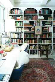 Green Bookshelves - diy arched bookshelves little green notebook