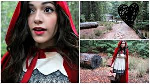 Halloween Costume Cape Red Riding Hood Diy Halloween Costume Cape