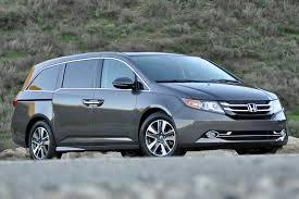 van honda 2015 honda odyssey review autoweb