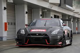 2017 nissan gt r nismo 2017 nissan gt r nismo gt3 hits the track for the first time