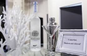dry martini shaken not stirred belvedere hosts an exclusive u0027spectre u0027 screening u2013 the vivid