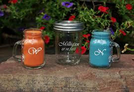 wedding sand ceremony vases mini mason jar unity sand set custom etched wedding unity