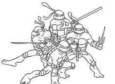funny ninja turtles coloring pages 80s cartoons colouring pages