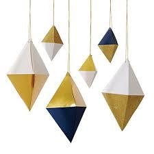 hanging gem decor hanging decorations gem decorations