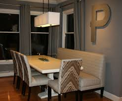 Banquette Built In Reply Banquettes Can Be Elegant As Seen In - Banquette dining room furniture