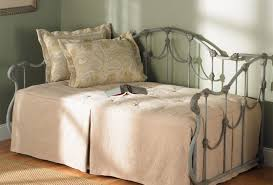 Ikea Metal Daybed Daybed Beautiful Iron Daybed Bedroom Classy Light Blue Wall
