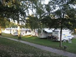 Camping Bad Karlshafen Oktober 2011 Peters Reisemobil Blog
