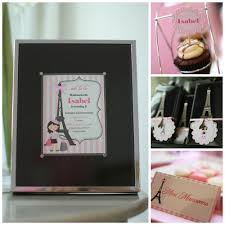 Eiffel Tower Party Decorations Paris Party Invitations With Eiffel Tower