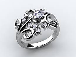 custom rings with images Custom jewelry custom made jewelry jpg