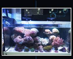 Reef Aquarium Lighting Zetlight Ufo Ze 8300 Marine 96w Led Reef Aquarium Light Ming