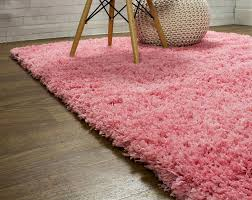 Light Pink Area Rugs Area Rugs Cloud Microfiber Ultra Soft Shag Light Pink Area