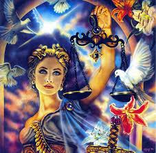 goddess astraea journeying to the goddess
