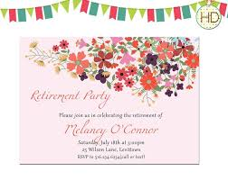 retirement invitations 1341 best retirement party invitations images on