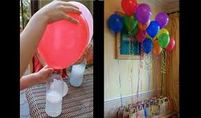 balloons that float clever way inflate make balloon float just using dma homes 20141