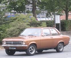 Opel Ascona 1971 1975 Picture From Copenhagen Flickr