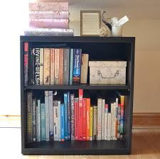 sturdy bookcase for heavy books home organising a rainbow coloured bookcase north leads to home