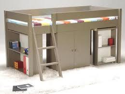 bureau gigogne lit gigogne avec bureau lit combinac avec bureau et rangement
