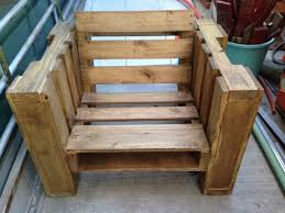 Diy Lounge Chair How To Make Pallet Lounge Chair At Home Photo How To Build Cool