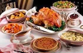 thanksgiving the traditional dinner menu and where to celebrate in
