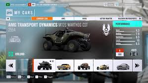 halo warthog forza horizon 3 forza horizon 3 car list all the vehicles in the base game and