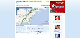 Weather Maps Usa by