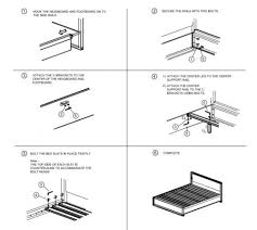 ikea bed frame instructions webcapture info