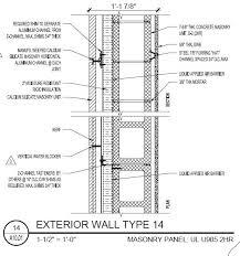 Exterior Wall Thickness Buildingstatistics Clip Image011 Jpg