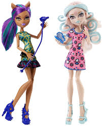monster high scare n makeup 2pk toys u0026 games dolls