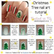 nail art easy christmas nail art remarkable photo ideas days of