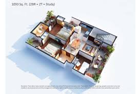 independent floor luxury floor in sohna projects in south