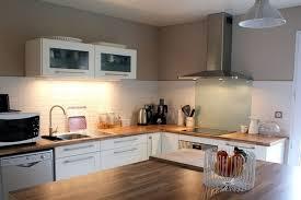 cuisine blanche et bois beautiful cuisine noir et blanc et bois pictures design trends