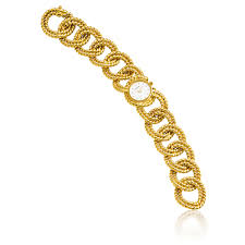 chain link bracelet gold images Shop the verdura jewelry collection jpg