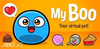 download game android my boo mod my boo your virtual pet game v1 22 1 mod apk download now