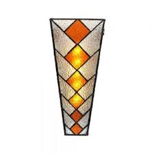Wireless Wall Sconce Home Decor Precious Stained Glass Wall Sconce Trend Ideen As