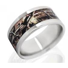 mens camo wedding rings camo wedding rings for him kubiyige info