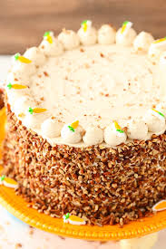 Easter Decorated Carrot Cake by Carrot Cake Cheesecake Cake Life Love And Sugar