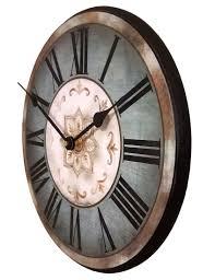 hydra wall clock 24