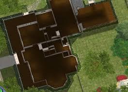 Practical Magic House Floor Plan Mod The Sims Practical Magic The Owens House