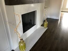 quartz installation contemporary 2cm calacatta grey quartz marble