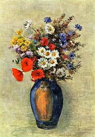 vase of flowers 14 odilon redon oil painting