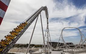 roller coaster abu dhabi speed a thrilling attraction launches at abu dhabi