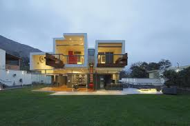 Contemporary Architecture Ancestral Contemporary Architecture 3d Like Volumes Defining A
