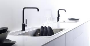 black kitchen sink faucets matte black kitchen faucet diferencial kitchen