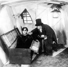 The Cabinet Of Dr Caligari Analysis Cinewiki Cabinet Of Dr Caligari The