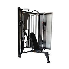 residential gym torque fitness f9 fold away strength trainer