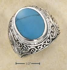silver ring for men islam gem silver rings shopping for both and men men s