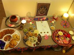 Deepavali Decorations Home Happy Diwali U2013 Sharm U0027s Kitchen