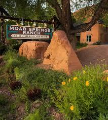moab springs ranch u2013 resorts in moab utah hotels